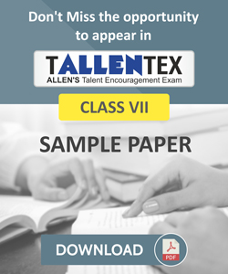 TALLENTEX 2017 : Sample Papers | Important Questions with Answers
